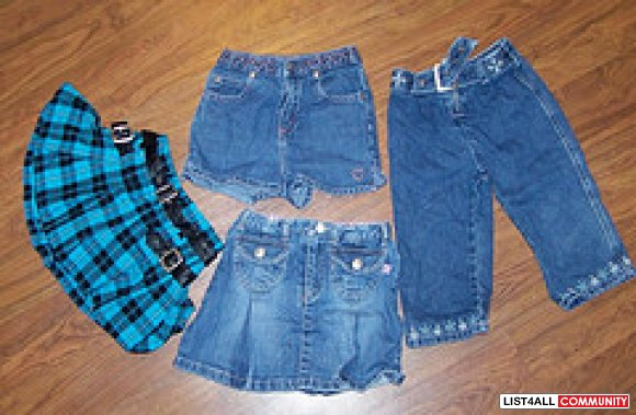 4T jean bottom collection