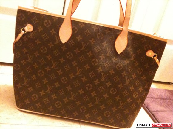 Replica Louis Vuitton Neverfull