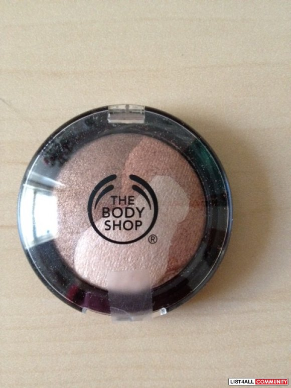 The Body Shop Eye Shadow Sundown Glow
