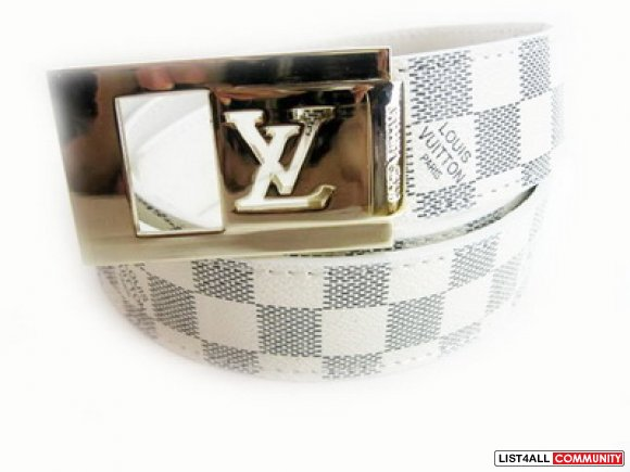 2012 hot sale discount LV women belts