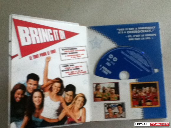 Bring It On: the Cheerbook Collection - All 4 movies