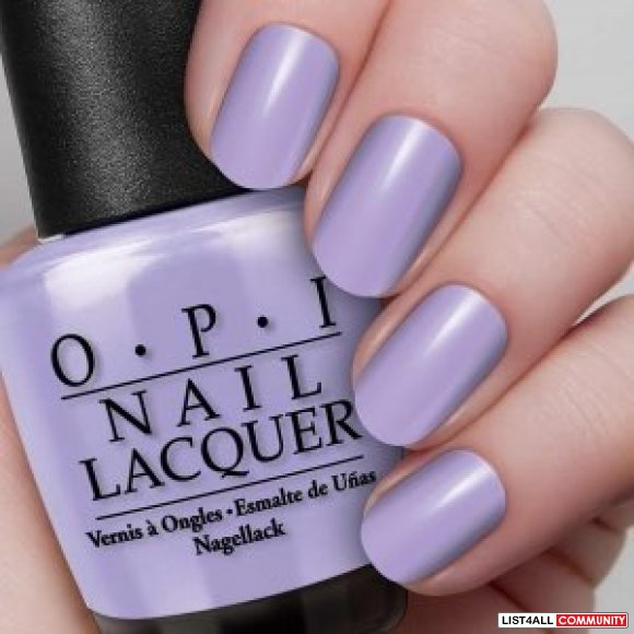 OPI YOU'RE SUCH A BUDAPEST Nail Polish