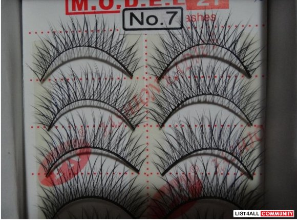 Eye lashes for sale!