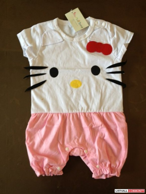 Kitty onesie