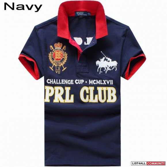 Ralph Lauren Men Cotton Dual Match Polo UK On Sale