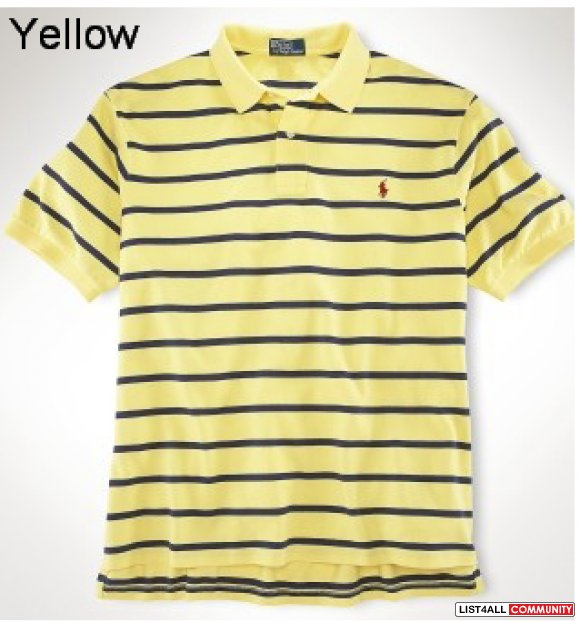 Ralph Lauren Men Classic Stretch-Pima-Mesh Polo Outlet Sale