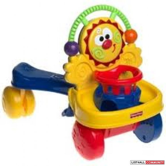 Fisher Price Stride to Ride Walker