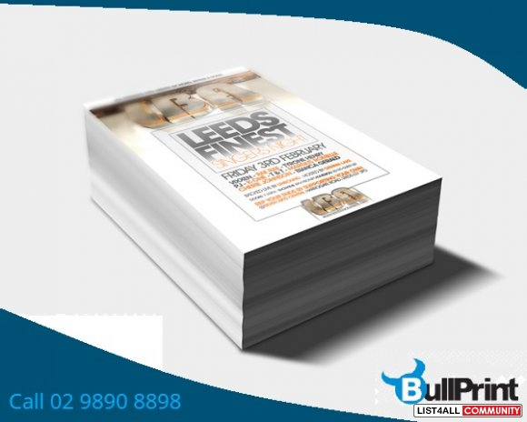 Business Flyer Printing - Grab the Attention of your Buyers
