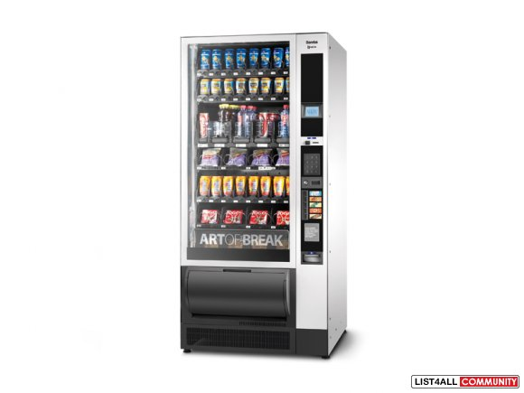 Get Drink Vending Machine For Your Office. Call us today!