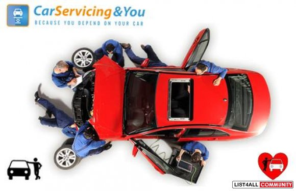 Looking for Car Repair Service in Melbourne?
