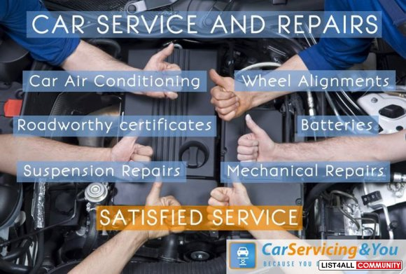 Looking for Car Repair Services in Niddrie?