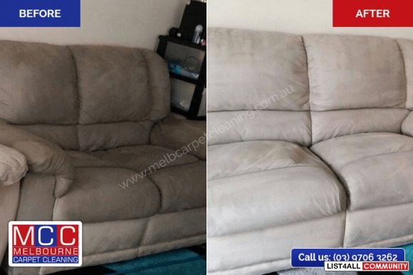 Your Professional Source For Upholstery Cleaning Service in Melbourne