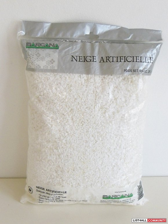 Barcana Glistening Artificial Snow (250g)