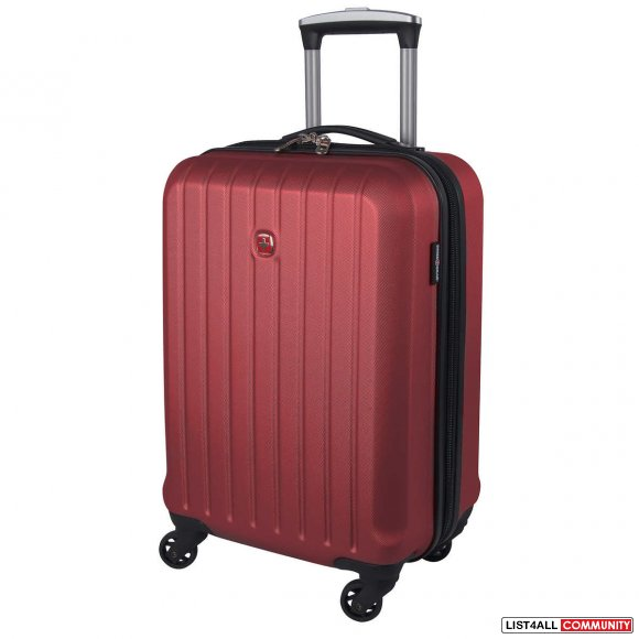 "SWISS GEAR Lucerne Lite 26"" Hardside Expandable Spinner Wheel Suitcase"