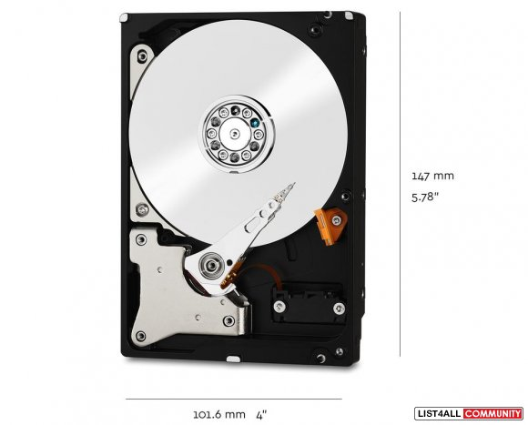 Western Digital WD Green AV-GP 500GB SATA 32MB Internal Hard Drive