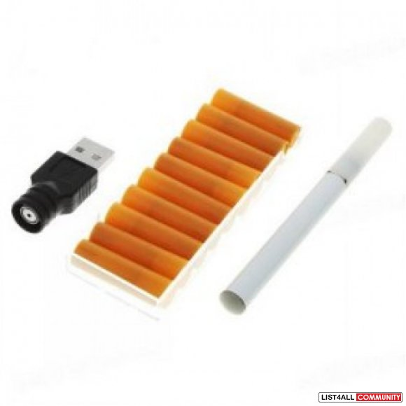 USB Rechargeable E-Cigarette