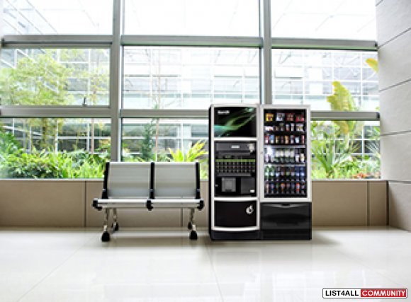 Automation Solution from Smart Vending Machines