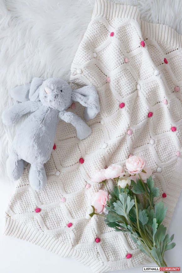 Baby Blankets for Cuddling and Sleeping Online