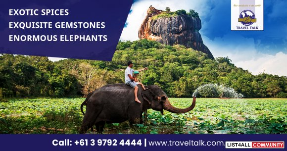 Looking for Cheap Airfare to Sri Lanka from Melbourne?