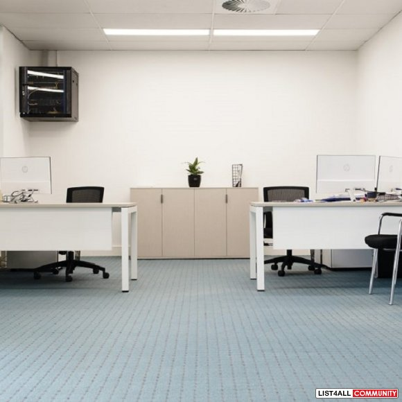 Get Affordable Shared Office Space in Cheltenham