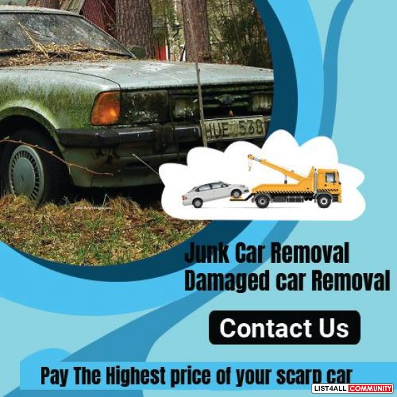 #1 Spot For Free Car Removal