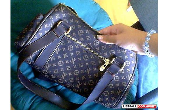 *LV bag! replica it has a bow on the front, really cute!