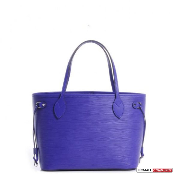 Lv purple epi neverful