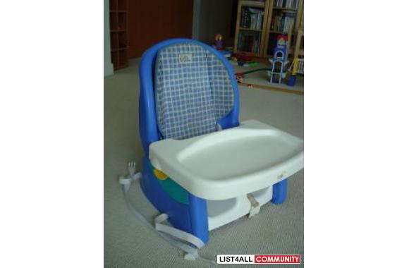 Reclining 3-stage feeding seat - First Years - excellent condition