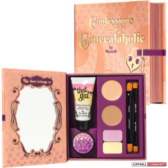 Benefit confessions of a concealaholic - your secret concealing & brig