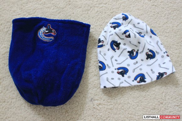 0-12 month Vancouver Canuck Touque