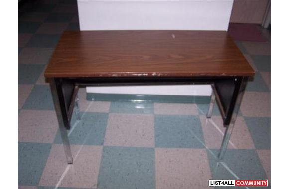 table for kids L36x W18x H24