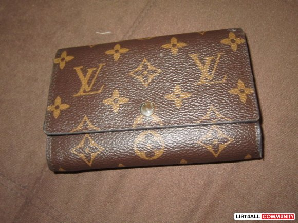 very good replica Lv wallet