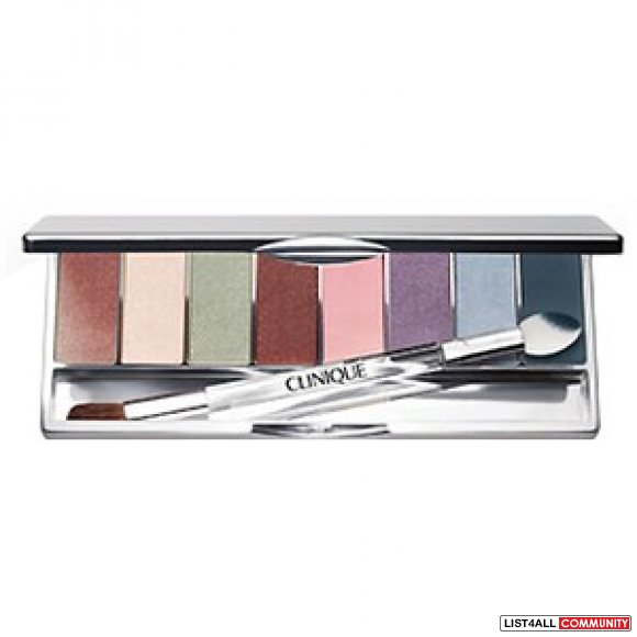 ***LIMITED EDITION*** CLINIQUE EYES TO GO EYE SHADOW PALETTE