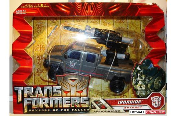 Transformers Revenge of the Fallen Ironhide