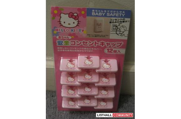 Hello Kitty outlet cover (For baby safety) ~~~ SALE $20