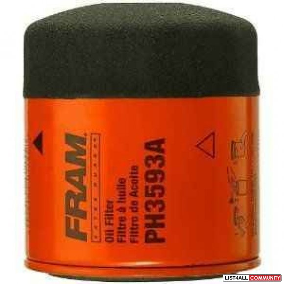 Fram extra guard oil filter PH3593 New in the box - $5