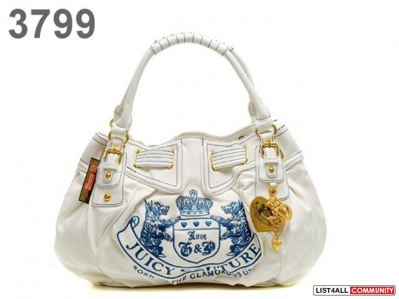 Juicy couture, Chanel, Louis vuitton Handbags for slae