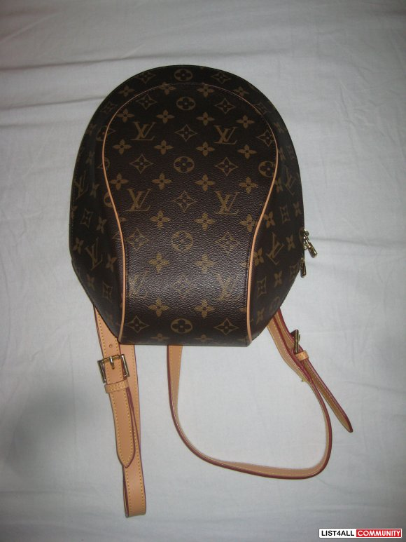 Replicate LV Back Pack SALE $25