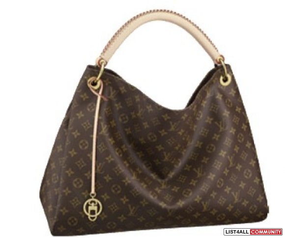 LV Monogram Canvas Artsy MM- AAAAA Quality Replica