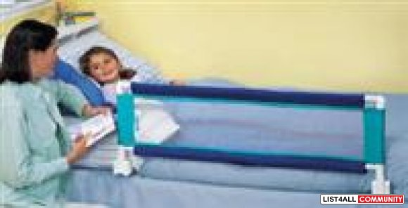 Safety First Bed Rail (Retails for $36) 1 rarely used,other never used