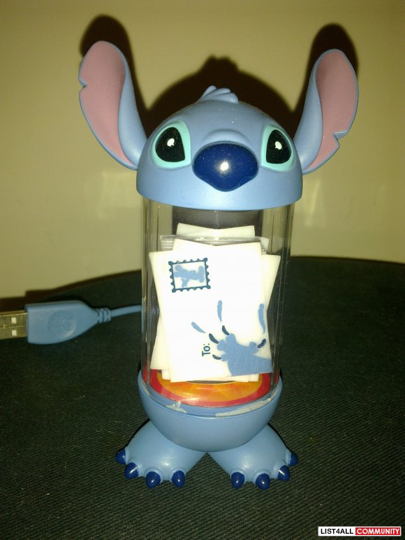 BRAND NEW STITCH USB LEVITATING MAIL ALERTS FOR INCOMING EMAILS