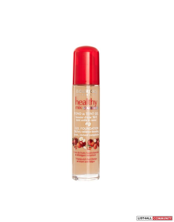Bourjois Healthy Mix Serum Foundation (shade 52)
