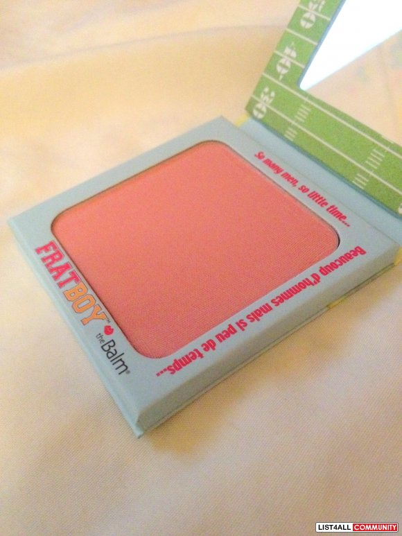 THE BALM Frat Boy Shadow Blush