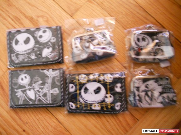 Nightmare before Christmas Wallets & Coin Purses