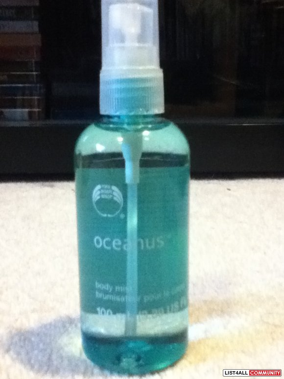 100ml Oceanus - The Body Shop