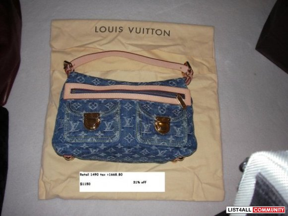 LOUIS VUITTON Bag [Brand New]