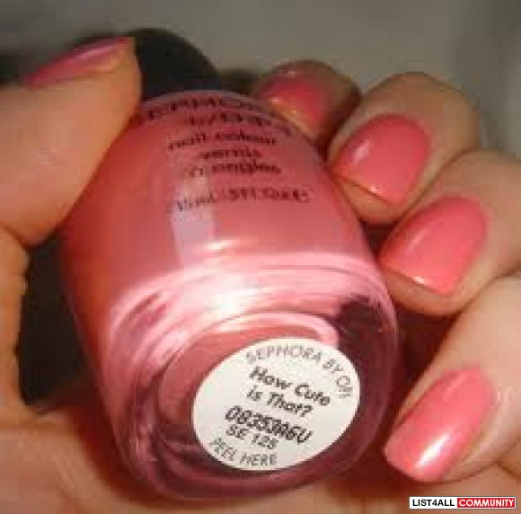 Sephora by OPI - How Cute is That?